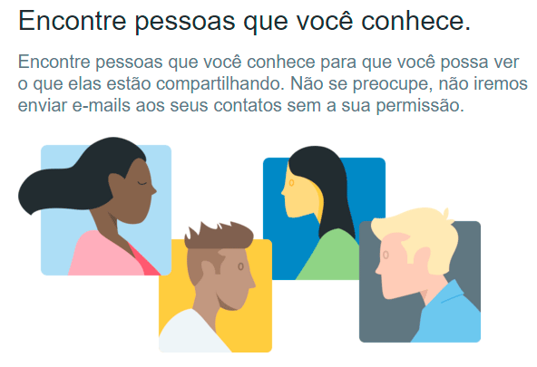 Criar um Twitter