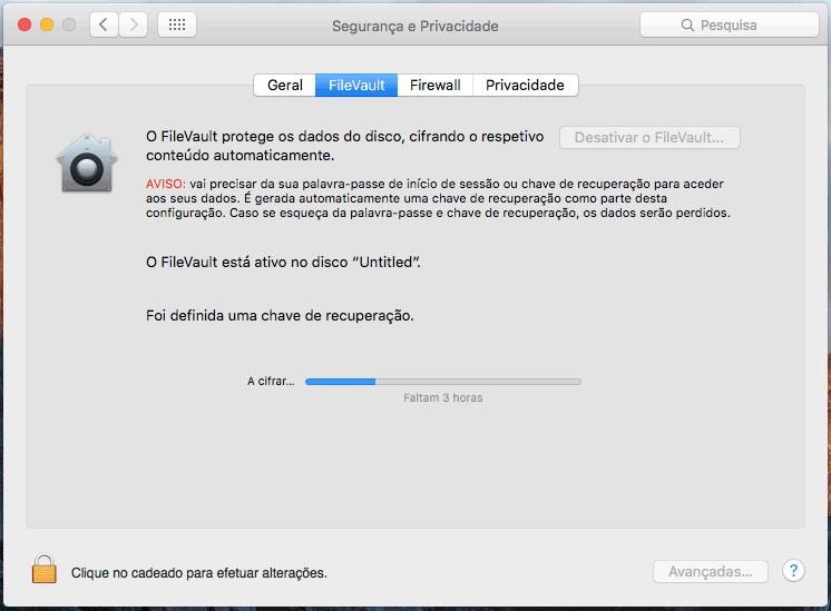 Encriptar Mac