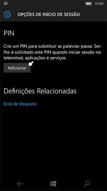 Encriptar Windows Phone