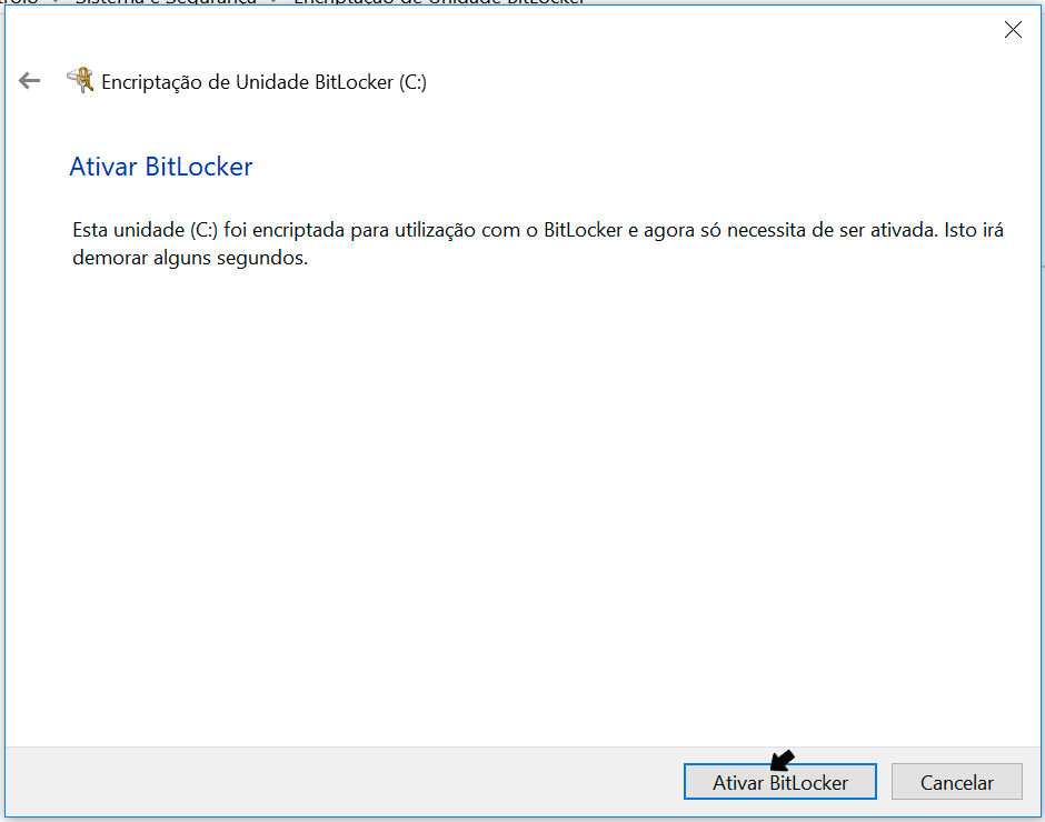 TPM e PIN no BitLocker